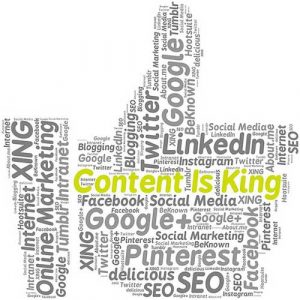 content solutions / content marketing